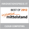 Best of 2012 im Cloud Computing